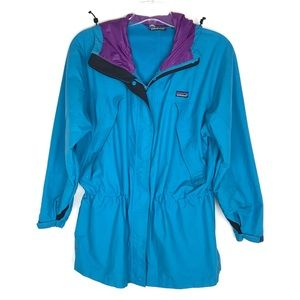 Patagonia Vintage lined windbreaker rain jacket 12